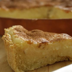 Old Fashioned Milk Tart Food24
