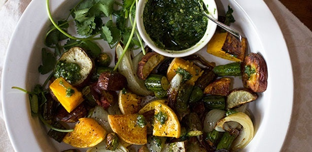Celebrate spring with these veggies on the grill