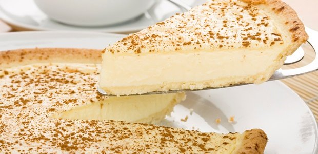 Condensed Milk Tart Food24