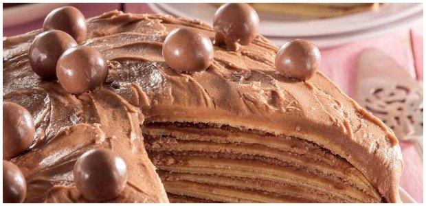 Amarula Chocolate Pancake Stack Food24