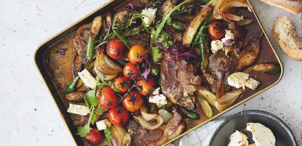 Greek Lamb Chops Food24