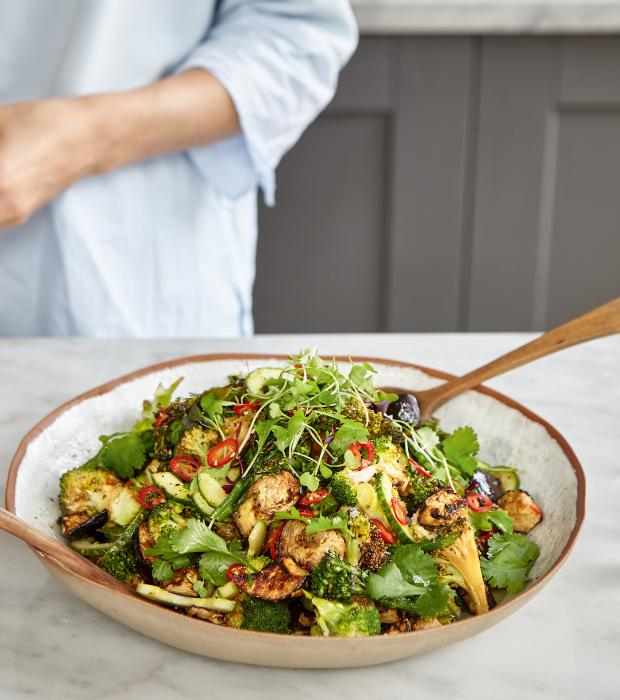 miso-aubergine-salad