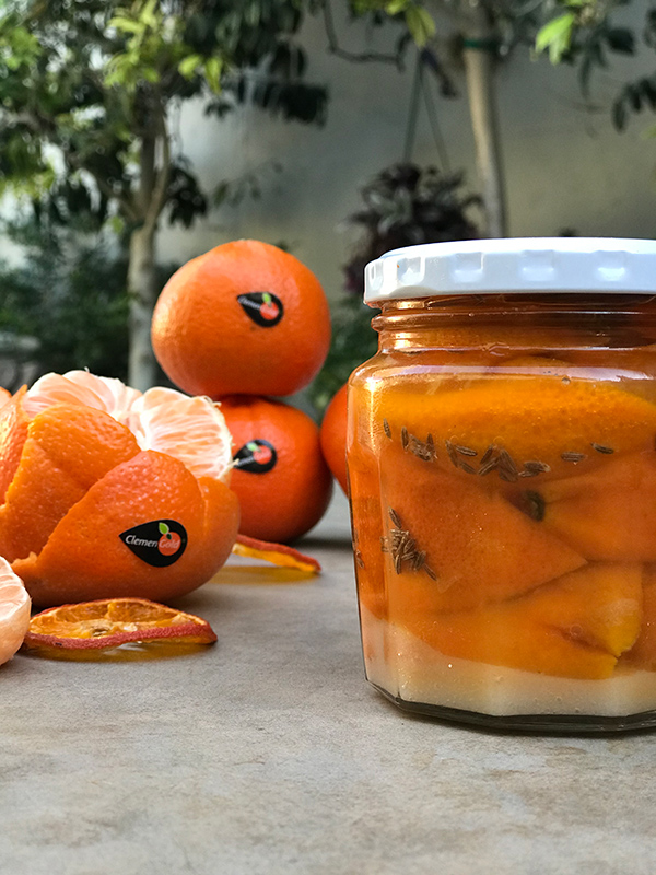 6 ways with ClemenGold®️ mandarins to add seasonal flare to your kitchen this winter