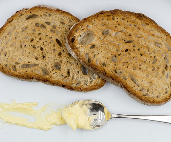 Why toast is the best way to enjoy white bread