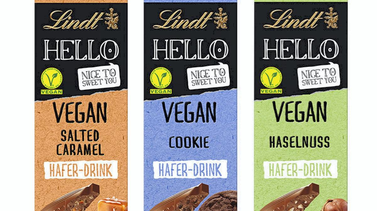 Lindt to launch its first plant-based chocolate bar – but South Africa will have to wait