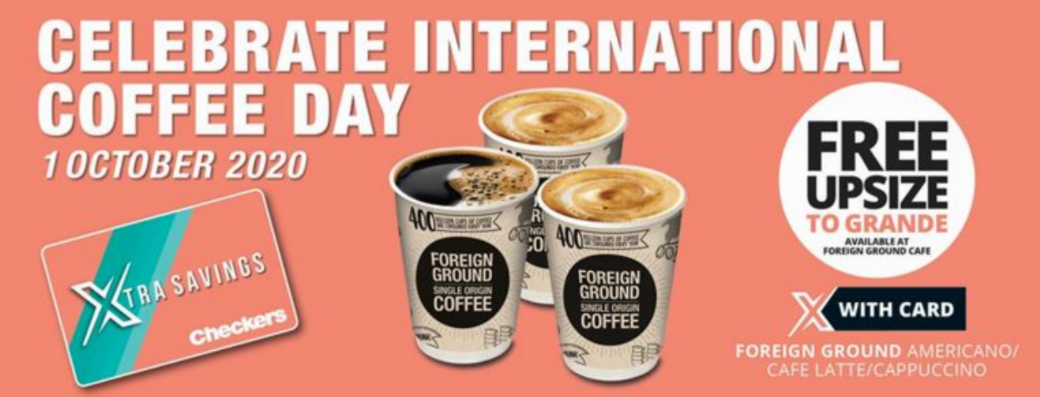 Where to get great coffee freebies, promos and deals this International Coffee Day