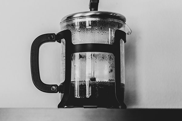 How to make great French press coffee at home