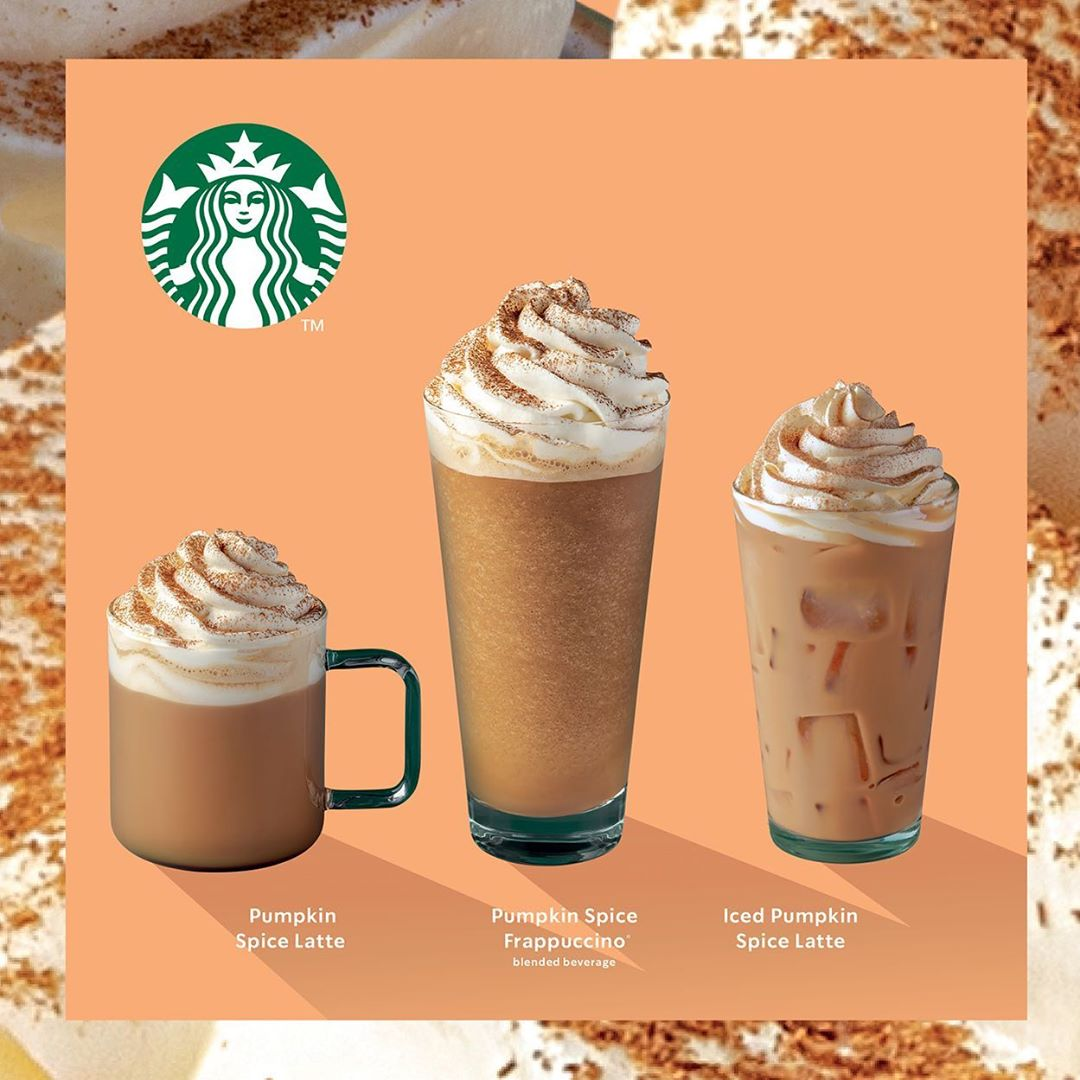 The world's number one trending coffee drink is here: What you need to know about the Starbucks pumpkin spice latte