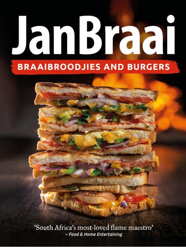 Jan Braai's curry mince braaibroodjie