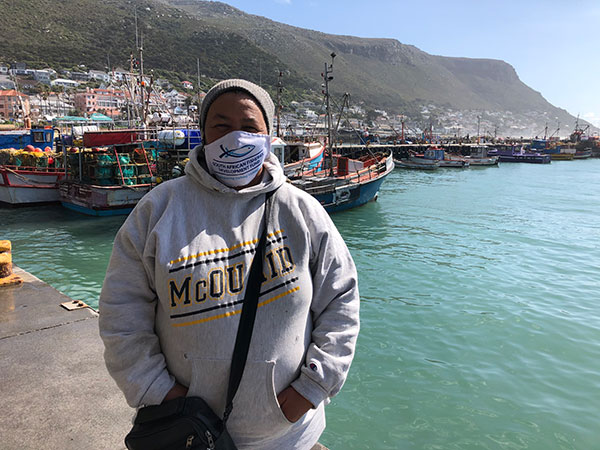 How Cape Town's Coloured community has been influenced by the sea for decades