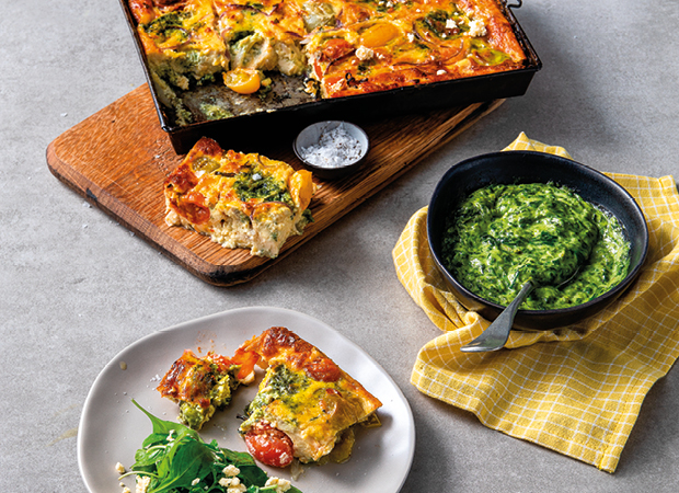 7 moreish dishes to up the green veggies in your meal plan