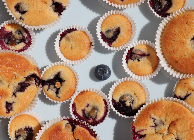 8 muffins for easy on-the-go breakfasts