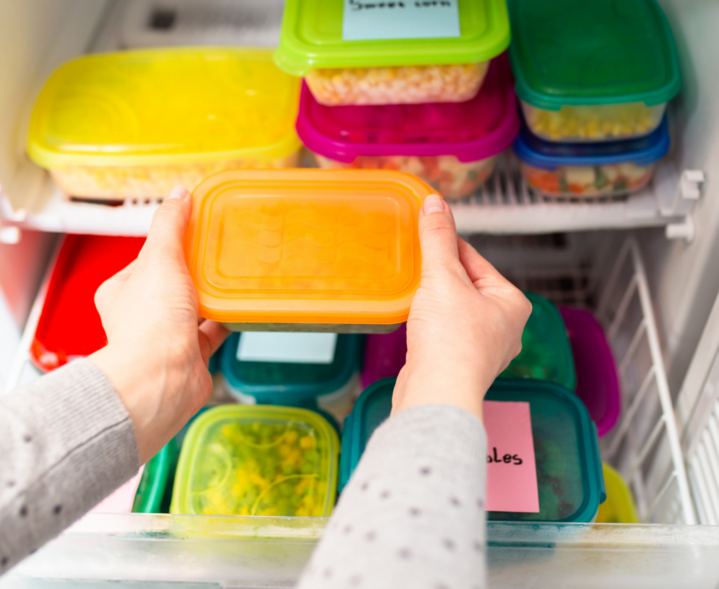 Is your freezer a disaster? We're here to give it a makeover with these 5 genius tips