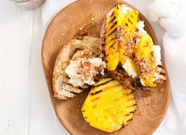 Mangoes are on the menu this summer