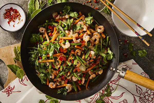 Partner content: Fast and furious – a step-by-step guide to the best stir-fry