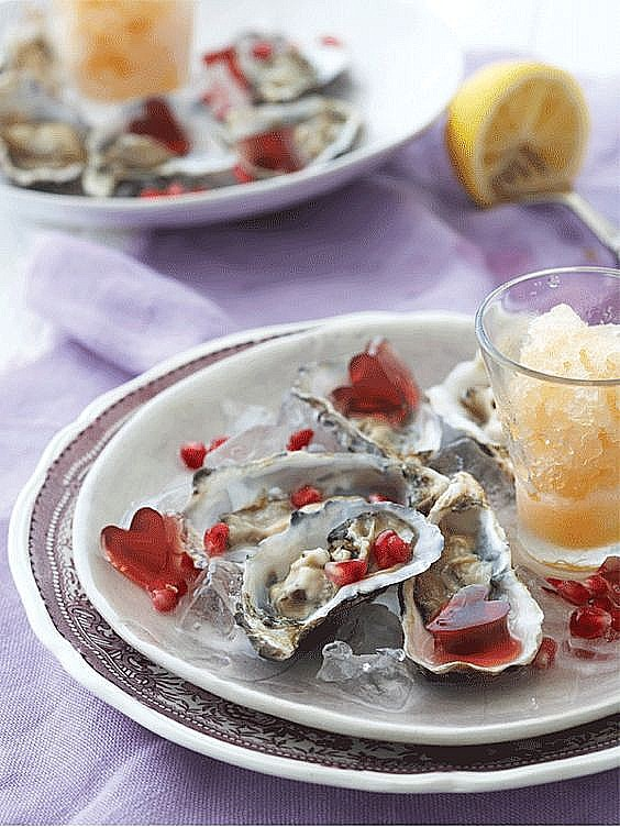 ruby oysters