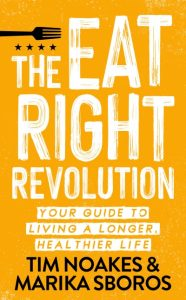 3 Fresh low-carb recipes from Tim Noakes' newest cookbook, The Eat Right Revolution