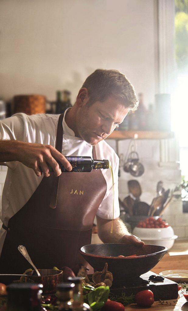 Michelin star chef Jan Hendrik van der Westhuizen endorses new retail range