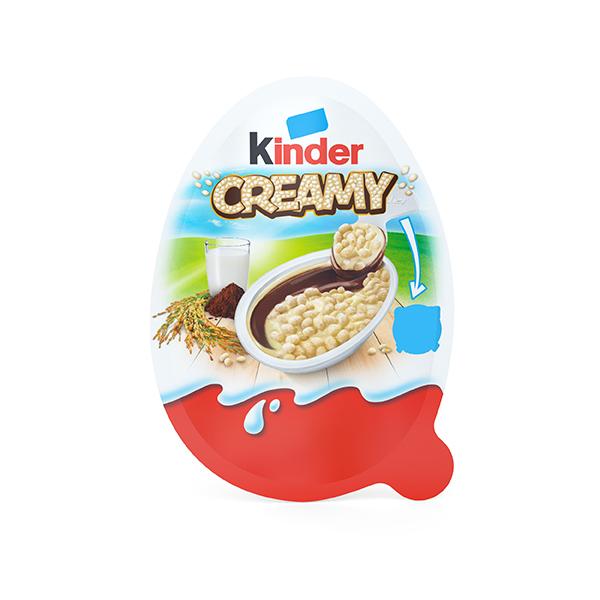 Kinder Creamy