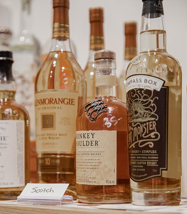 Scotch whiskies