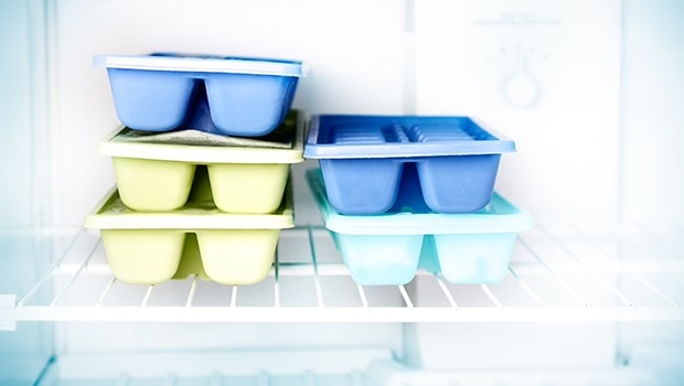 Small freezer? No problem! Here's how to maximise the space you have in 4 steps