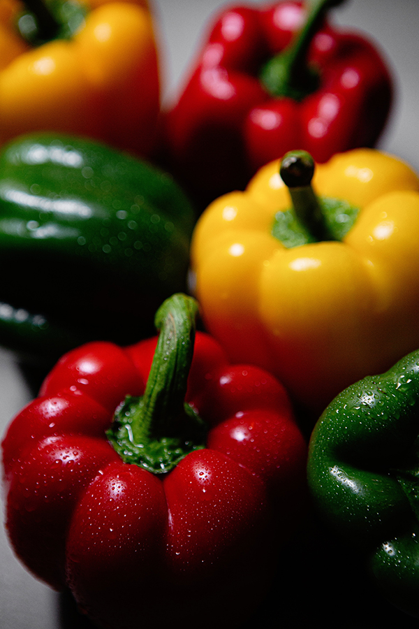 Rainbow peppers: When to use red, yellow, orange and green peppers