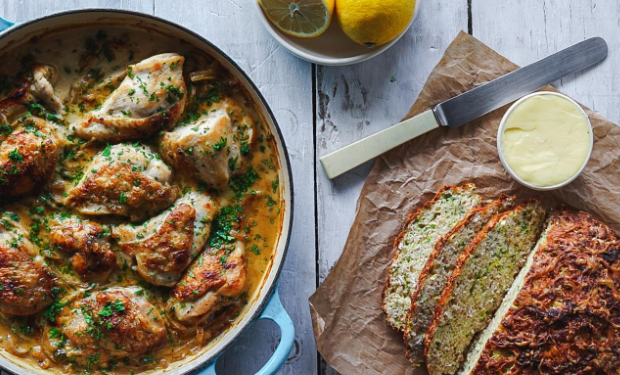 9 casseroles for when the cold weather comes knocking