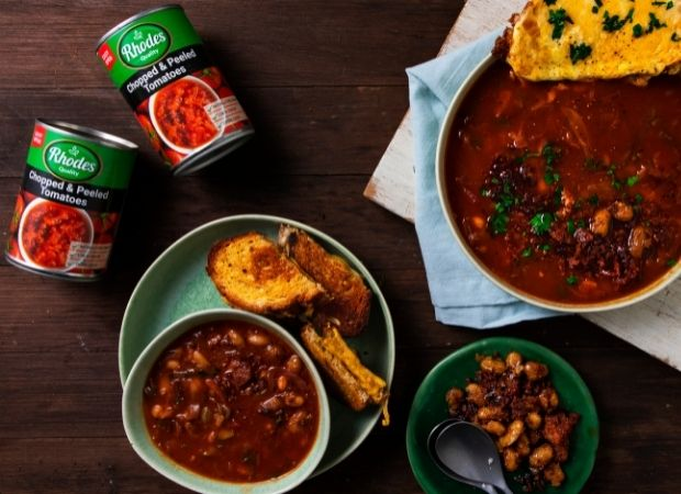 WATCH: 3 meals using one homemade tomato sauce