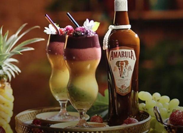 Amarula splendour smoothie