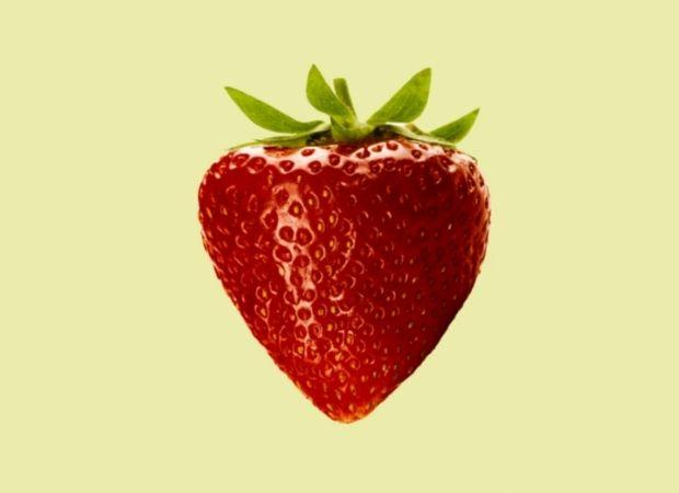 Strawberries are not berries