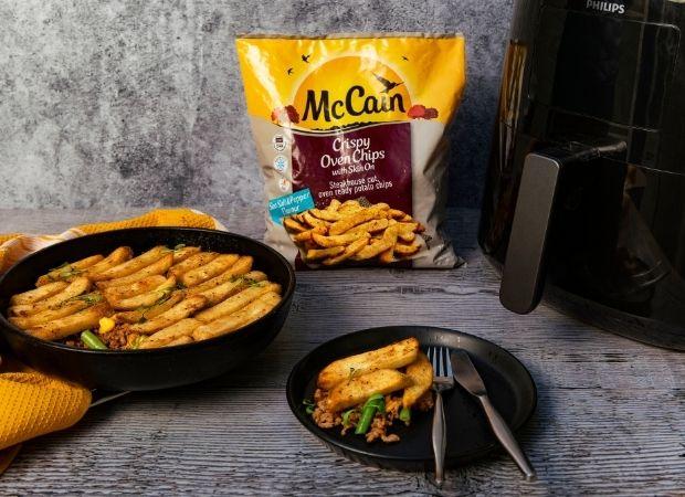 McCain air fryer sheperd's pie