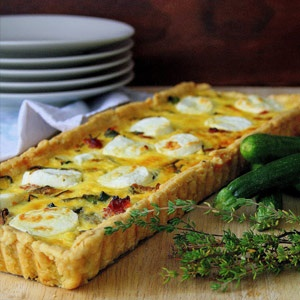 5 vegetarian pies for a meat-free occasion