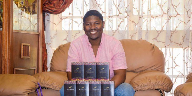 Vusi Mokoena is putting local tea brand on the map