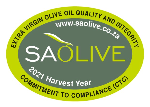 south africa olive oil seal